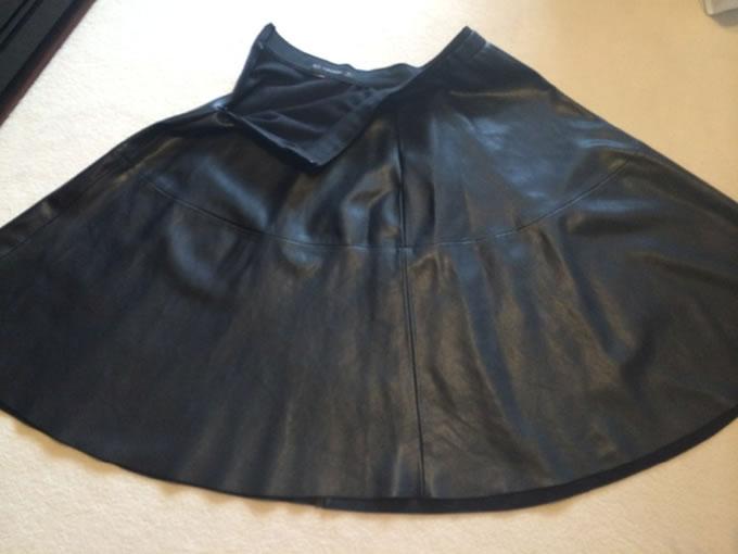 ZARAのスカート1