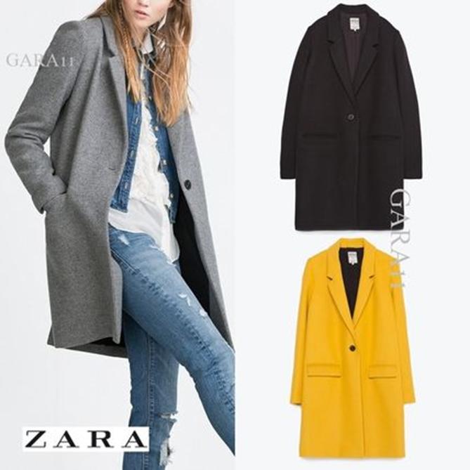 ZARAのコート4