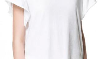 ZARAのTシャツ2