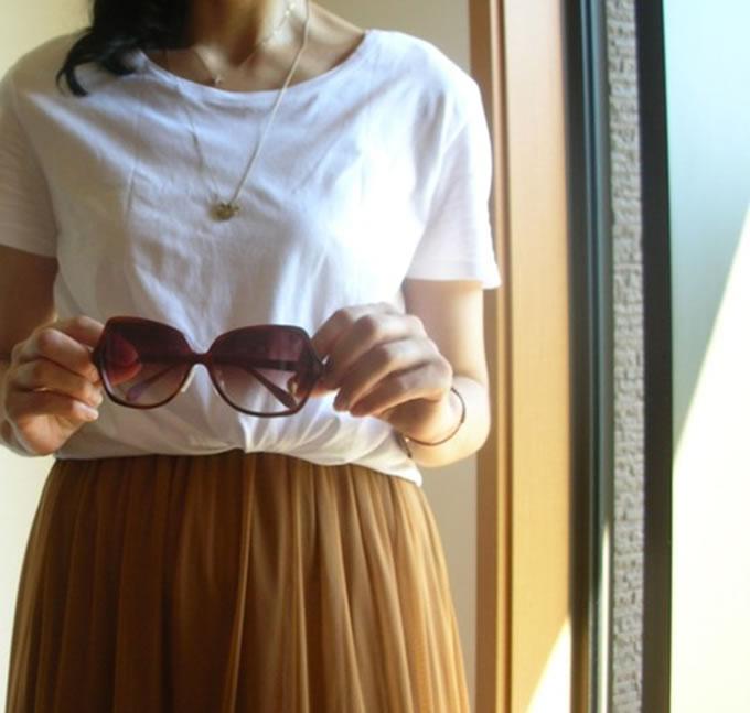 ZARAのTシャツ5