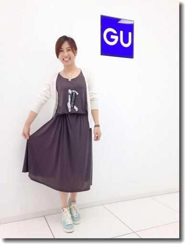 GUのワンピース5