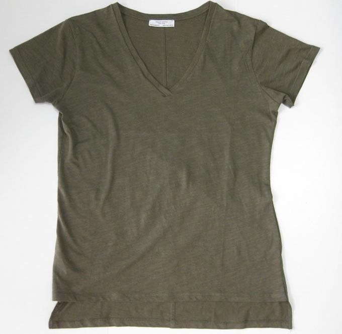 ZARAのTシャツ8