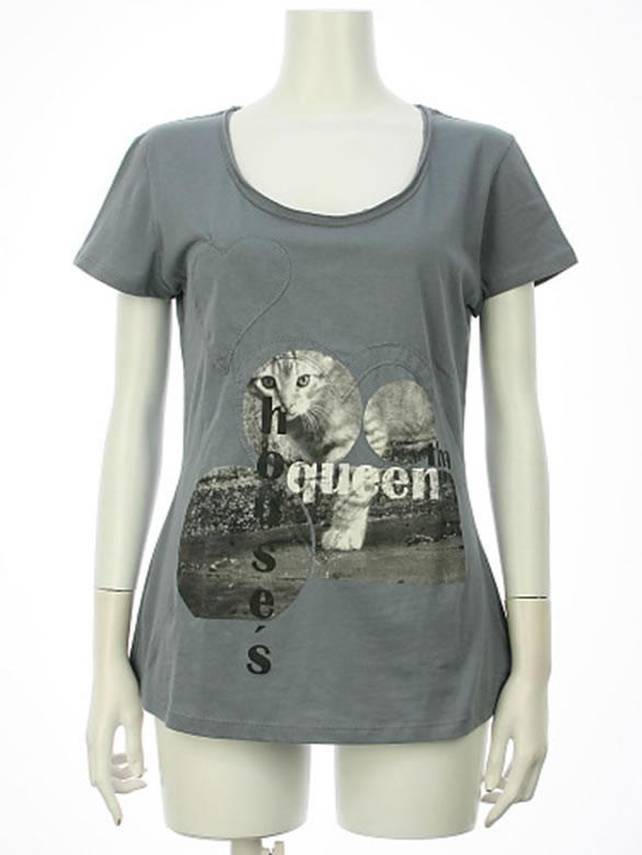 ZARAのTシャツ1