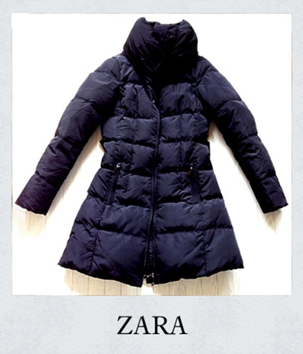 ZARAのコート2