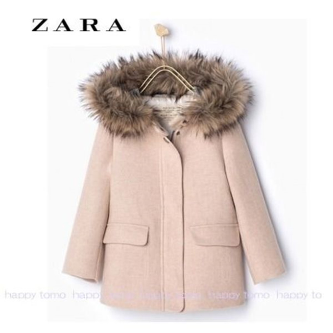 ZARAのコート1