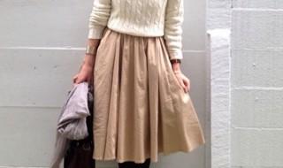 ZARAのスカート2