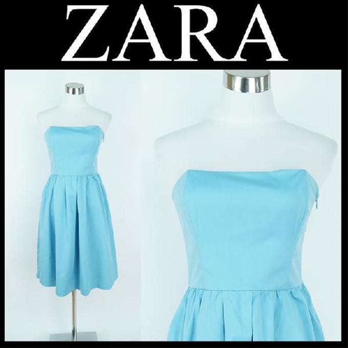 ZARAのパーティードレス3