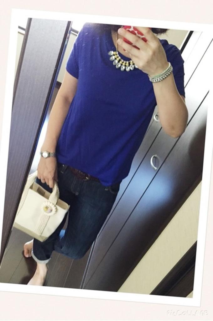 ZARAのTシャツ4
