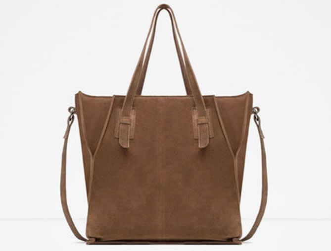 ZARAのバッグ2