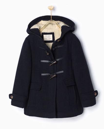 ZARAのコート5