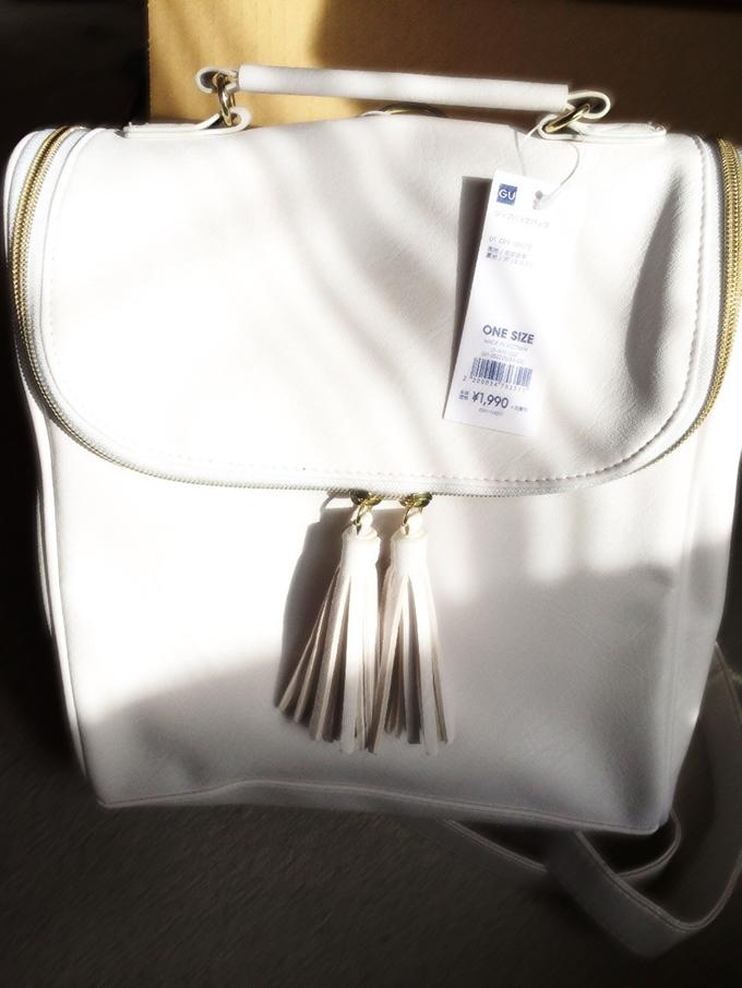 GUのバッグ・鞄4
