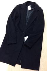 フォーマル着に合わせるしまむらのコート