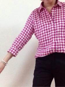 【レディース】ド定番!ユニクロのチェックシャツまとめ