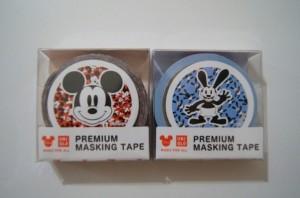ノベルティーマスキングテープ